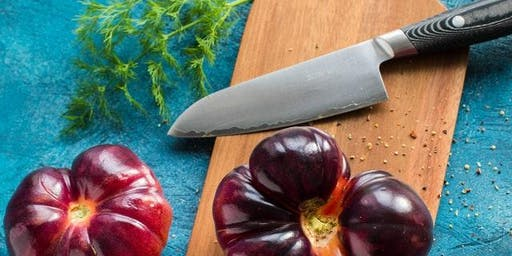 Learn Basic Knife Skills (REQUIRED to take other cooking classes)