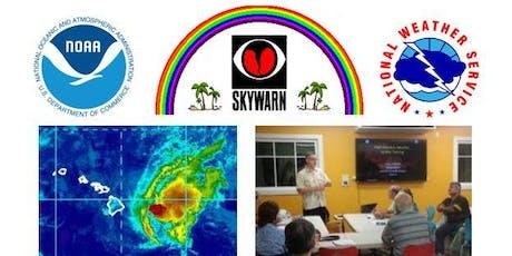 SKYWARN Storm Spotter Training - Lahaina 2019 tickets