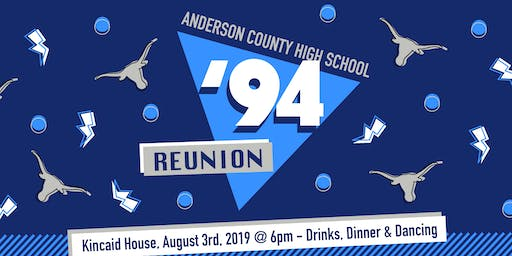 Anderson County High School Class of 1994 Reunion