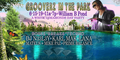 Grooverz In The Park 6-15-19