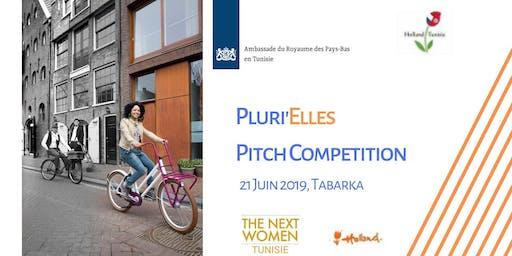 TNWT_Invitation participation public The Pluri'elles Pitch Competition, 21 Juin Tabarka