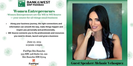 Women Entrepreneurs -The WE in WE Source tickets