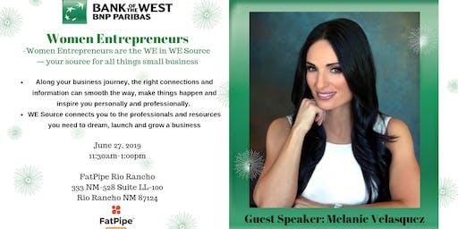 Women Entrepreneurs -The WE in WE Source