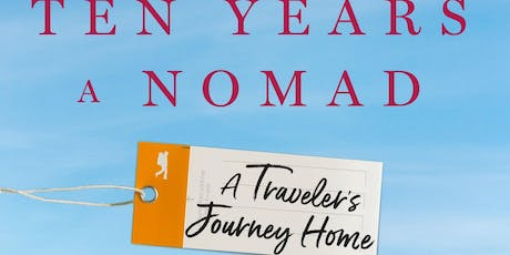 Ten Years A Nomad with Matthew Kepnes tickets