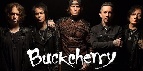 BUCKCHERRY Warpaint Tour w/ Joyous Wolf, Starsik & Skrou! tickets
