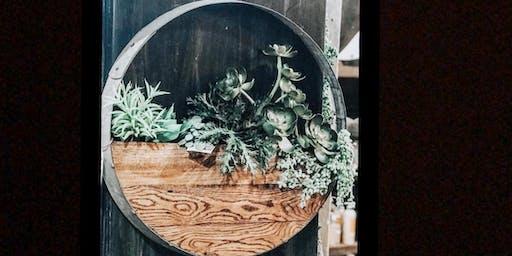 Succulent Workshop - Winters Collective