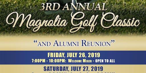 National Alumni Association of Stillman College's 3rd Annual Magnolia Golf Classic