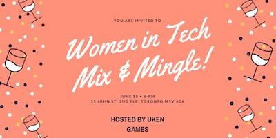 Women in Tech Open House - Mix & Mingle
