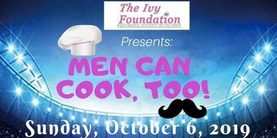 Chef Registration for 2019 Men Can Cook Too!