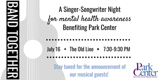 Band Together: Singer-Songwriter Night