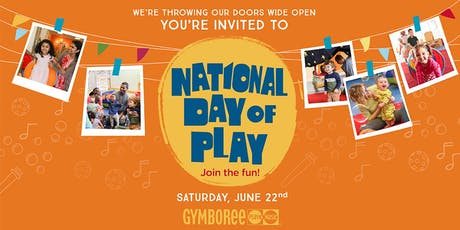 National Day of Play tickets