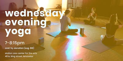 Wednesday Night Community Yoga