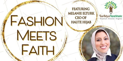 Fashion Meets Faith