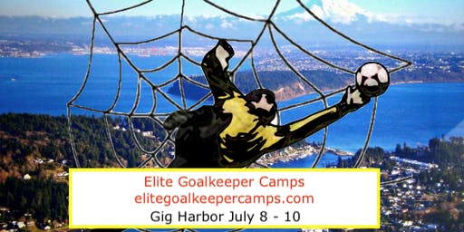 Gig Harbor, Washington  Goalkeeper Camp
