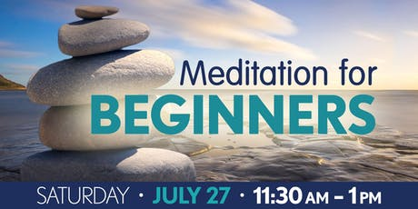 Meditation for Beginners: July tickets