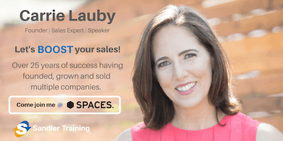 FREE Lunch & Learn to Grow Your Sales