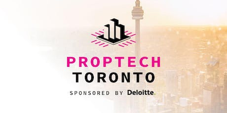 Proptech Toronto tickets