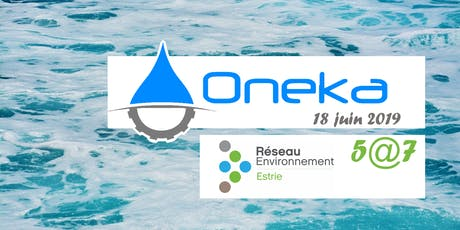 5@7 Conférence-Réseautage avec Oneka Technologies! billets