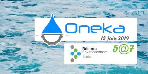 5@7 Conférence-Réseautage avec Oneka Technologies!