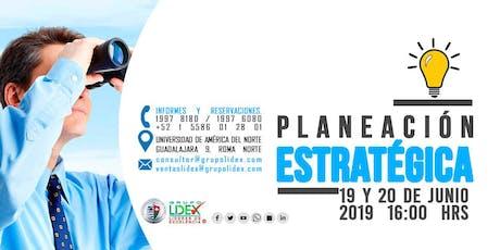 Curso: Planeación Estratégica boletos