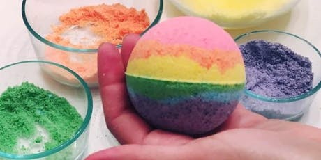 Make your own Bath Bombs! Kids and Teens tickets