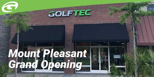 GOLFTEC Mount Pleasant Grand Opening