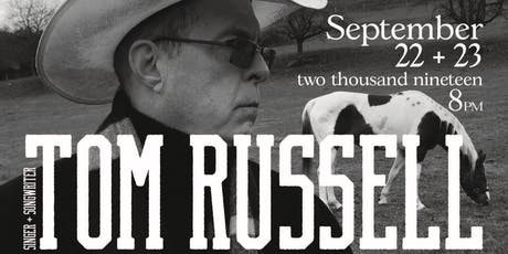 Tom Russell In Concert tickets