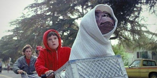 Melrose Rooftop Theatre Presents - E.T.
