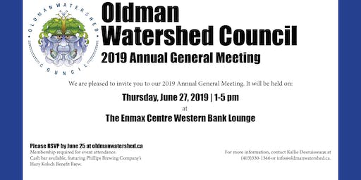 OWC Annual General Meeting 2019