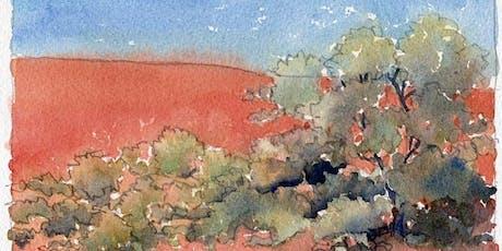 Australian Landscapes: Watercolour Workshop tickets