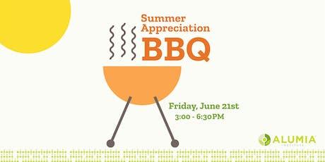 Summer Appreciation BBQ tickets