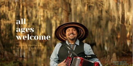 Terrance Simien & the Zydeco Experience tickets
