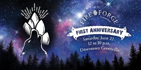 Fireforge First Anniversary Party tickets