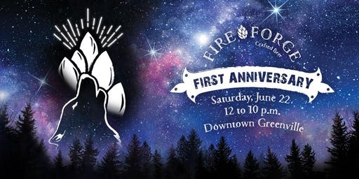 Fireforge First Anniversary Party