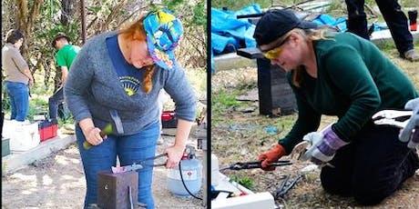 Women Forging Steel: The Field Blade tickets