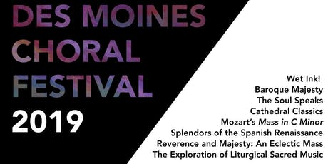 Des Moines Choral Festival - Season Tickets tickets