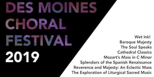 Des Moines Choral Festival - Season Tickets
