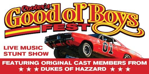 Cooter's Good Ol' Boys Fest