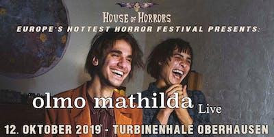 Olmo Mathilda Konzert 12. Oktober 2019