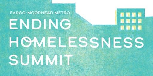 Fargo-Moorhead Metro Ending Homelessness Summit