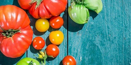 Organic Garden Children Activities tickets