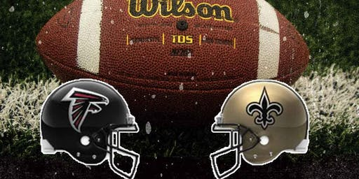 Atlanta Falcons vs New Orleans Saints Bus Trip