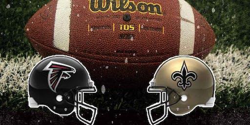Atlanta Falcons vs New Orleans Saints Bus Trip