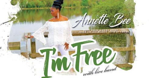 Annette Bee 'I'M FREE TOUR' Manchester