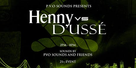 Hennessy vs Dusse Day Party tickets