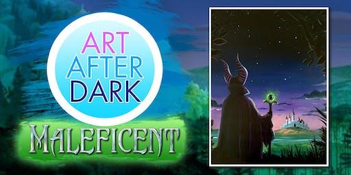 Art After Dark, Maleficent
