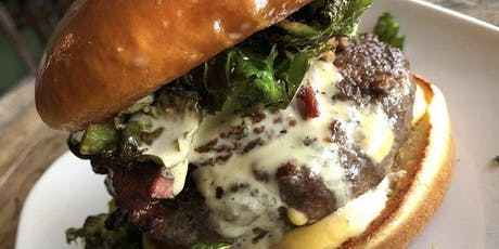 Build Your Own Burger Pairing at Third Space! tickets