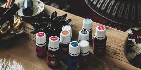 Discovering Essential Oils tickets