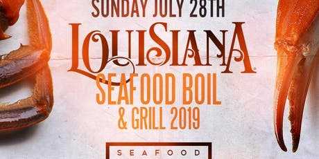 Seafood Boil 2019 tickets