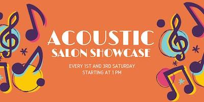 Acoustic Salon Showcase